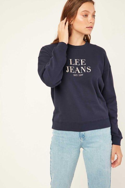 Lee Bailey Sweater Navy