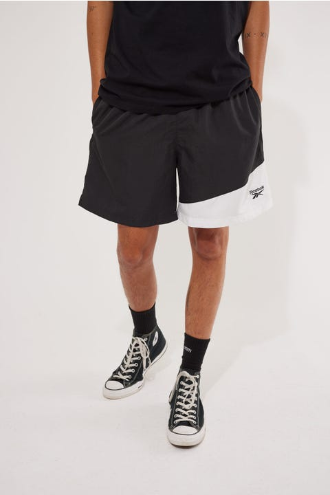 Reebok CL TS Swim Short Black