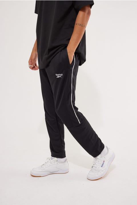 Reebok CL F Linear Trackpant Black