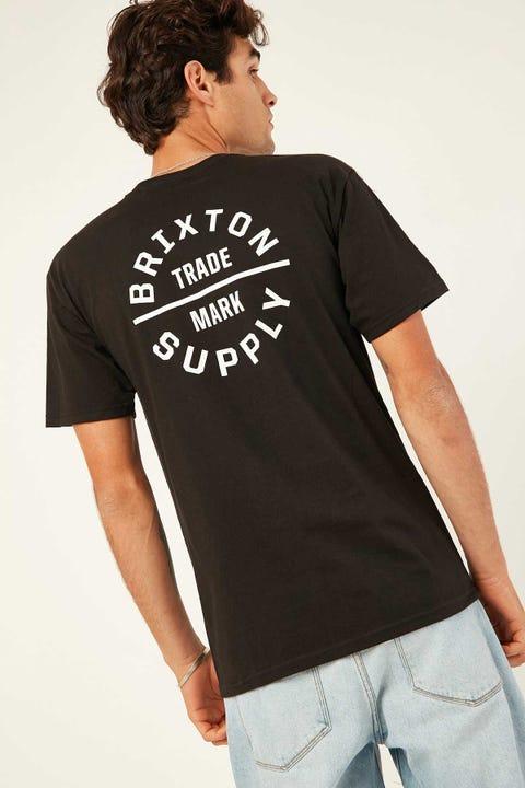 BRIXTON Oath V SS Tee Black