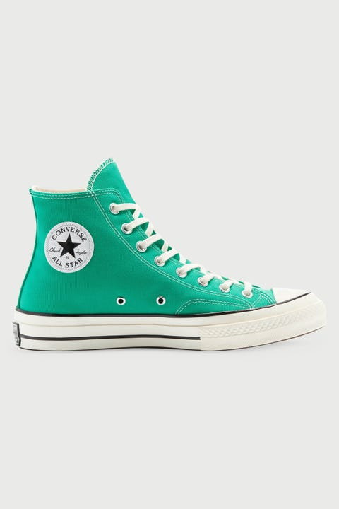 Converse Chuck 70s Hi Recycled Canvas Court Green/Egret