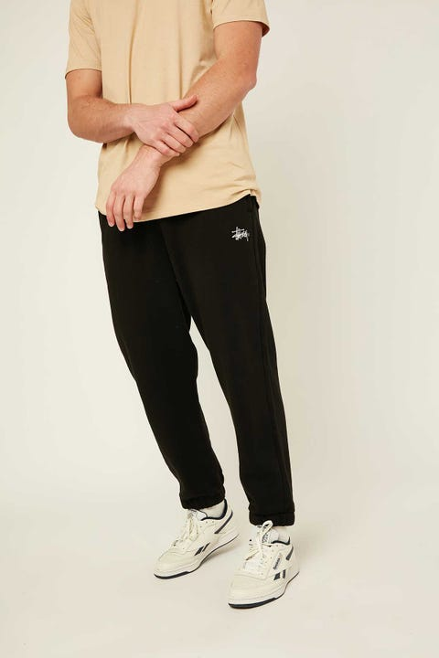 Stussy Graffiti Trackpant Black Black