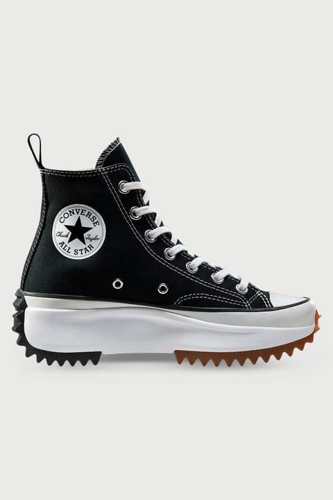 Converse Run Star Hike Black/White/Gum