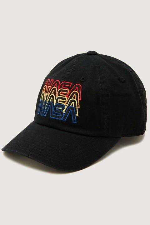 American Needle NASA New Radar Ball Park Black