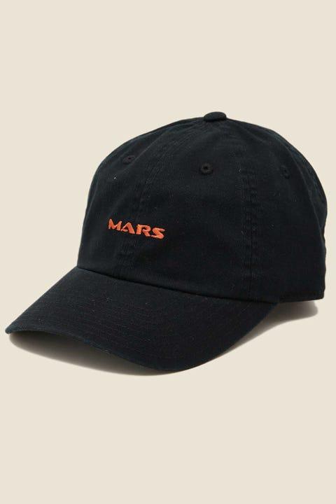 AMERICAN NEEDLE NASA Mars Micro Ball Park Black