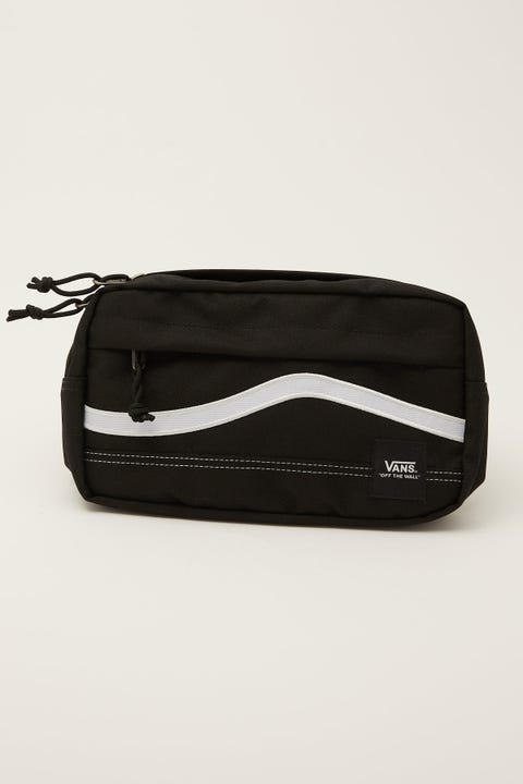 Vans Construct Crossbody Black