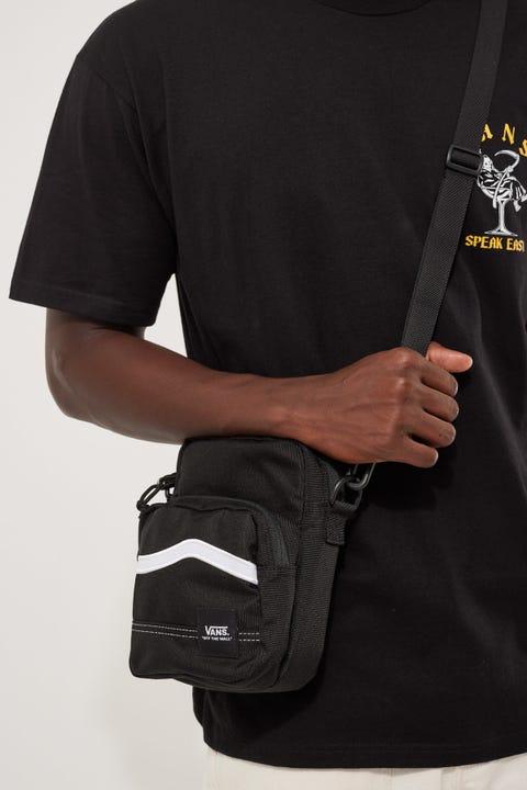 Vans Construct Shoulder Bag Black