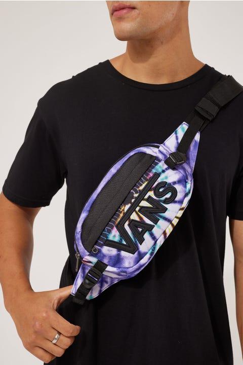 Vans Aliso II Hip Pack New Age Purple Tie Dye