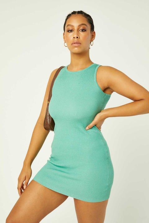 PERFECT STRANGER Valencia Knit Dress