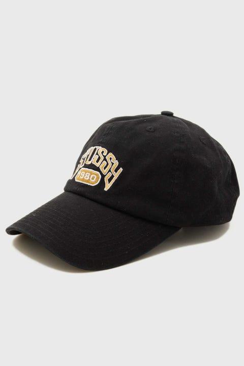 Stussy 1980 Low Pro Cap Black
