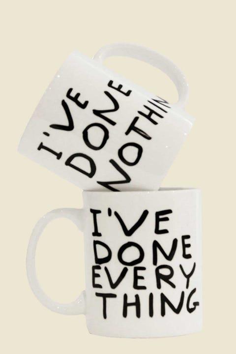 Third Drawer Down David Shrigley I've Done Everything Mug