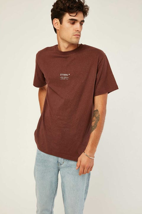 THRILLS Liberty Merch Fit Tee French Toast