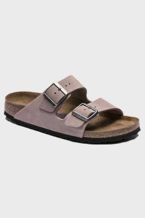Birkenstock Womens Arizona Soft Footbed Lavender Blush