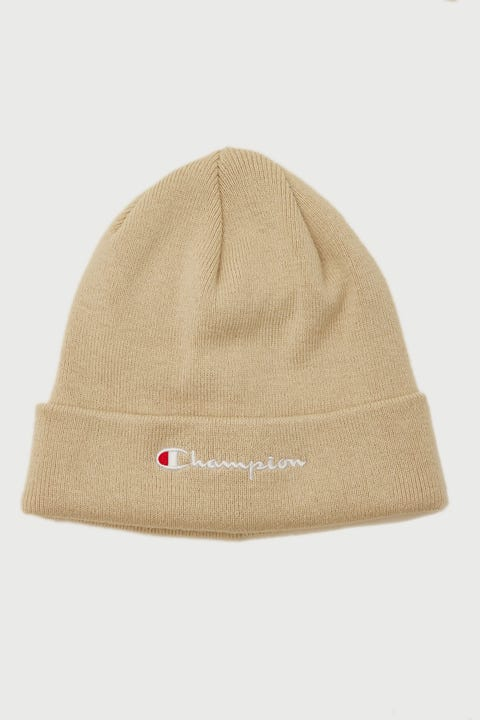 Champion Script Low Profile Beanie Pebblestone