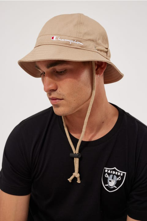 Champion Fisherman Bucket Hat Country Walnut