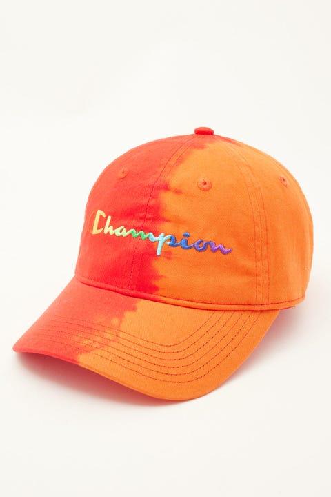 Champion Pride Cap Scarlet Ombre