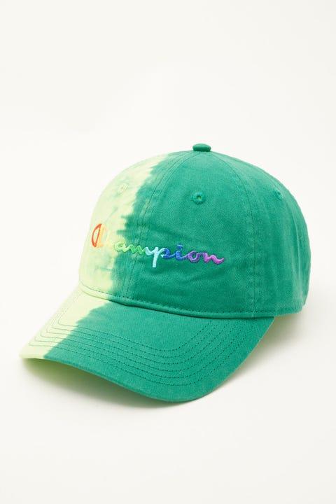 Champion Pride Cap Kelly Green Ombre