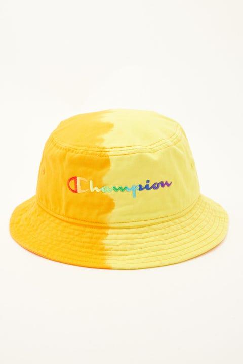 Champion Pride Bucket Hat Papaya Party Ombre