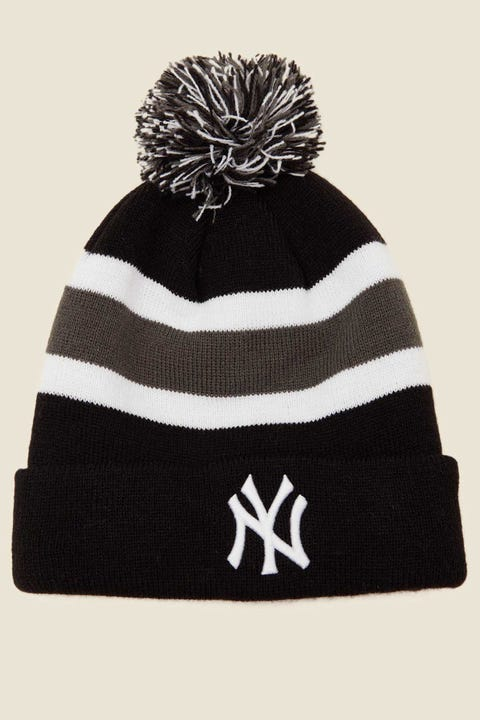 47 Brand Breakaway Knit Beanie NY Yankees Black