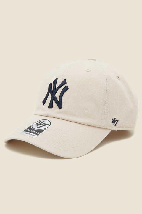 47 Brand Clean Up NY Yankees Bone
