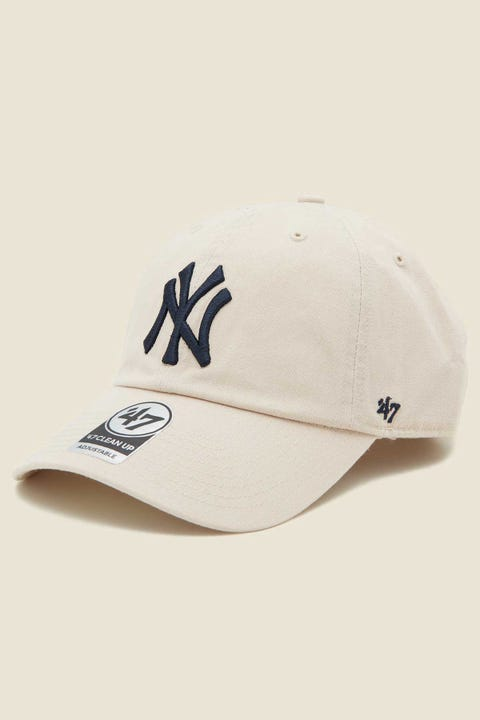 47 Brand Clean Up NY Yankees Bone