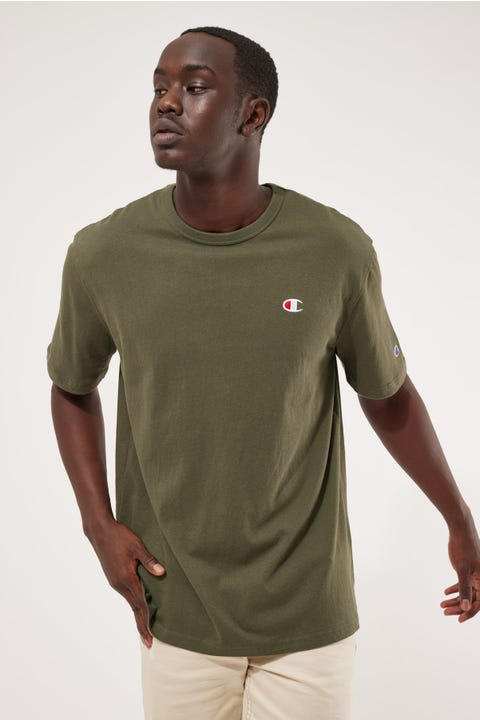 Champion RB Lightweight Tee Tourmaline Green