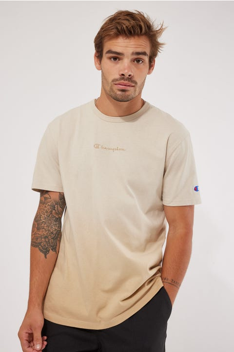 Champion Ombre Heritage Tee Country Walnut