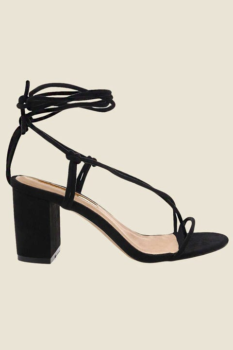 Billini Falco Black Suede