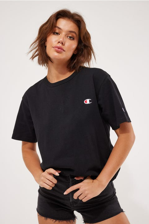 Champion Re:Bound Lightweight Tee Black