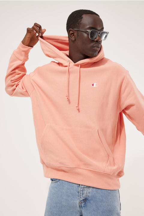 Champion Reverse Weave French Terry Hoodie King's Peach