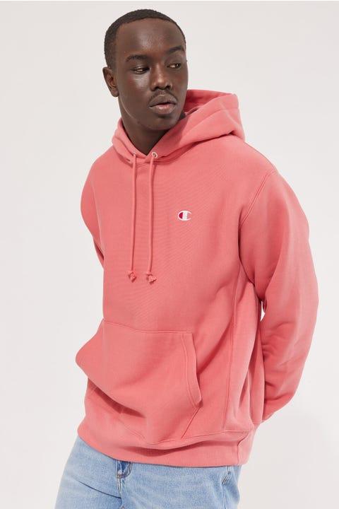 Champion Reverse Weave Hoodie Siesta Pink