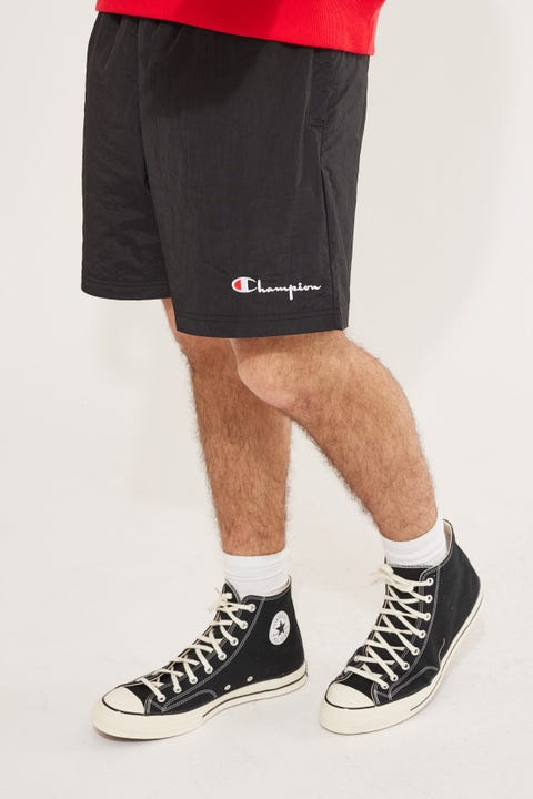 Champion Nylon Short Black