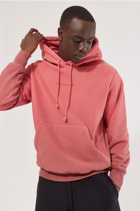 Champion Ombre Reverse Weave Hoodie Siesta Pink