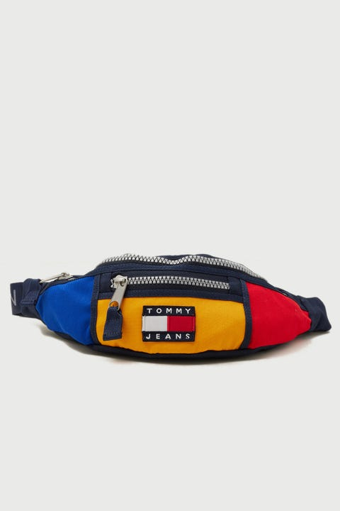 Tommy Jeans Heritage Bumbag Color Block