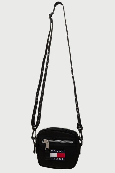 Tommy Jeans Heritage Reporter Black