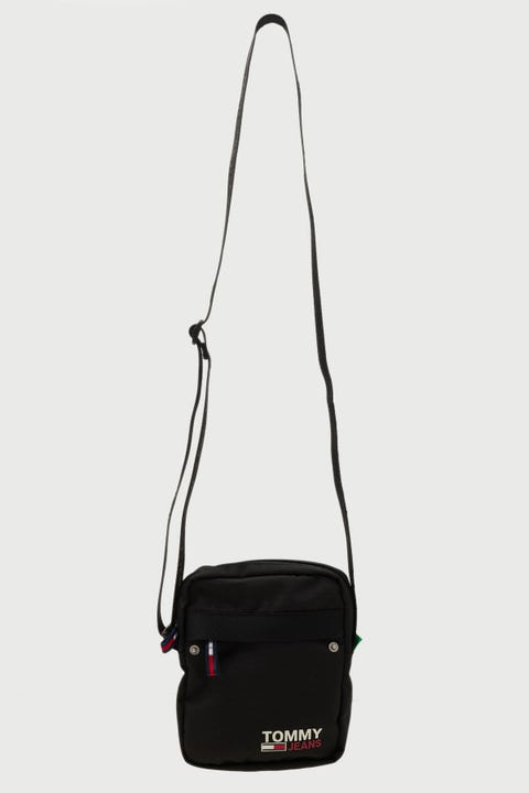 Tommy Jeans Campus Reporter Black