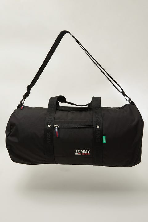 Tommy Jeans Campus Duffle Black