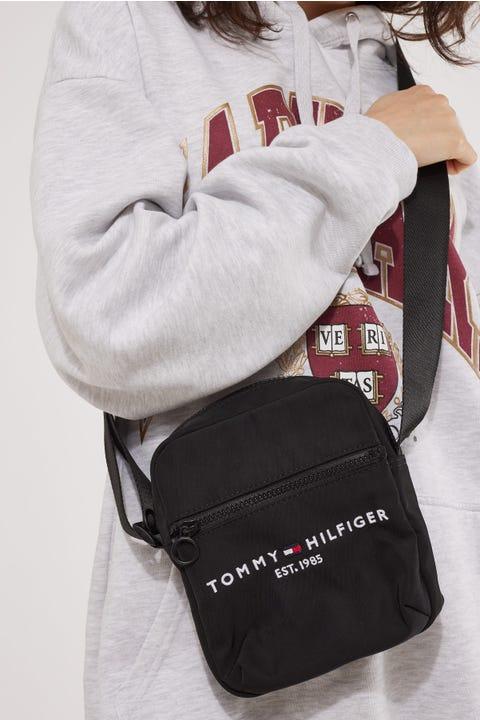 Tommy Jeans Established Mini Reporter Black
