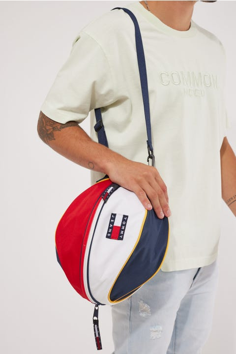 Tommy Jeans Heritage Ball Bag Color Block