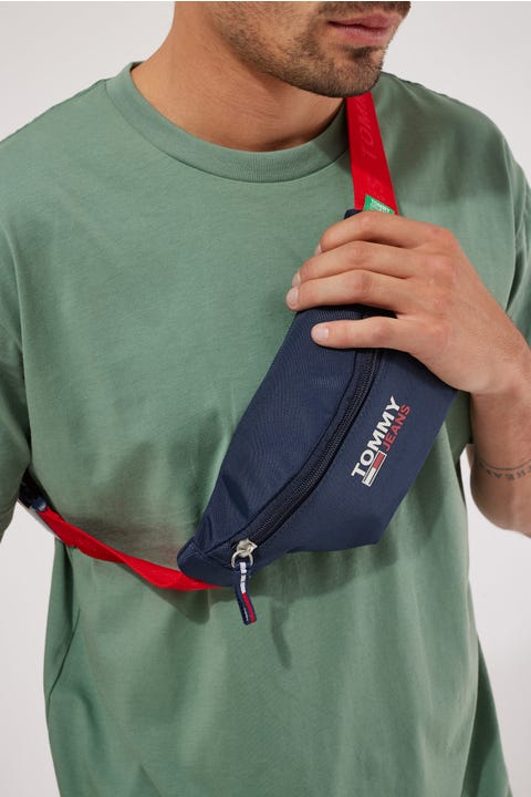 Tommy Jeans Campus Bumbag Twilight Navy