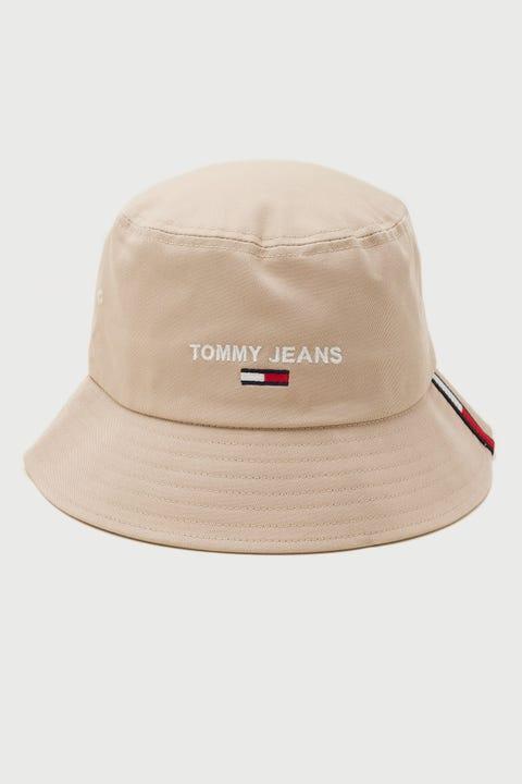 Tommy Jeans Sport Bucket Soft Beige