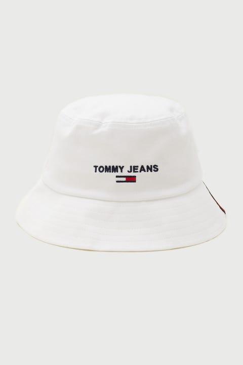 Tommy Jeans Sport Bucket White