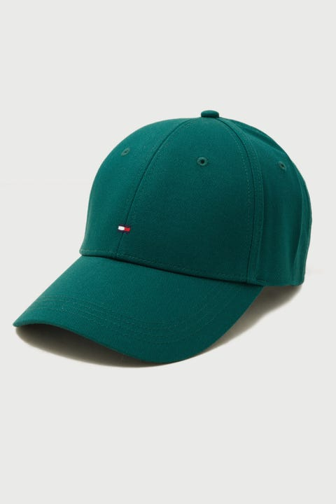Tommy Jeans BB Cap Rural Green