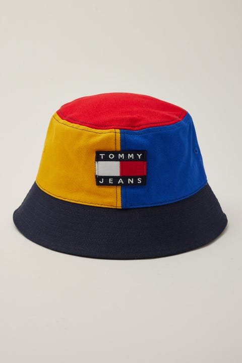 Tommy Jeans Heritage Bucket Color Block