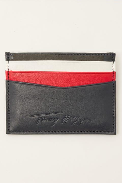 Tommy Jeans Signature CC Holder Desert Sky
