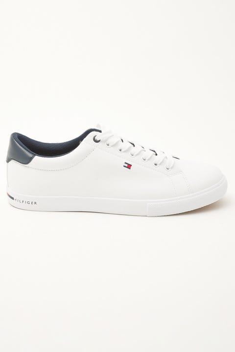 Tommy Jeans Thin Stripe Sneaker White