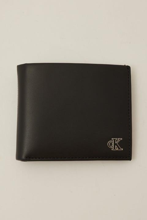 Calvin Klein Bifold W/ Coin Black