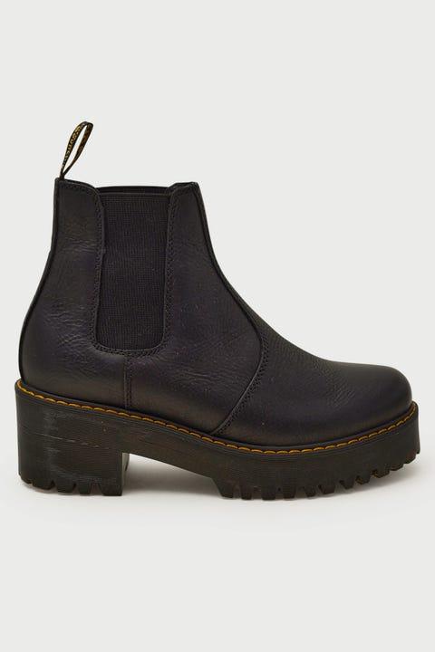 Dr Martens Womens Rometty Chelsea Boot Black
