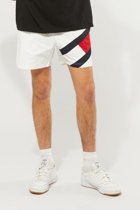 Tommy Jeans SF Medium Drawstring White