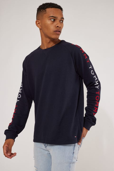 Tommy Jeans Tommy Embroidery Track Top Desert Sky